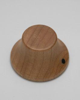 Bell Knob Maple Push-On (2)