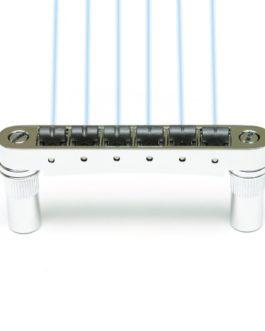 GHOST LOADED RESOMAX NV 6mm TUNE-O-MATIC BRIDGE CHROME