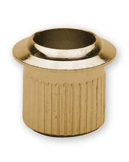 Kluson Bushings Gold Dia 6.5/8.8 Long 9.6 (6)