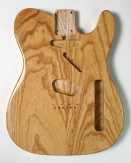 Tele Swamp Ash Natural Finish