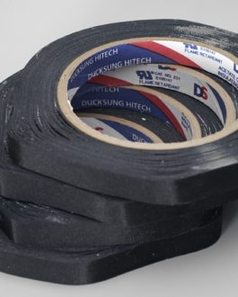 PICKUP CLOTH TAPE INFLAMABLE BLACK 11mm (30m)