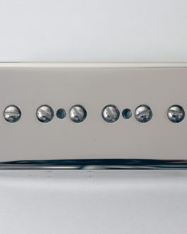 Classic Soap P 90 Nickel Metal Cover