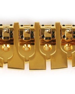 Sandberg Bass Bridge 4-Strings Gold