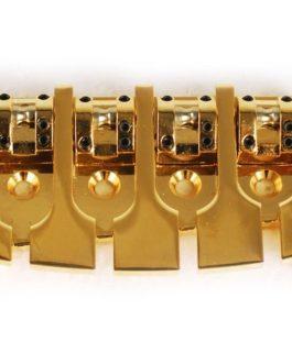 SANDBERG BASS BRIDGE 4-STRINGS GOLD