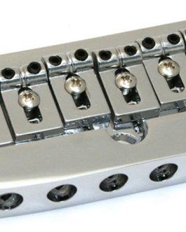 Danelectro Guitar Bridge Chrome 6 Pontets Reglables