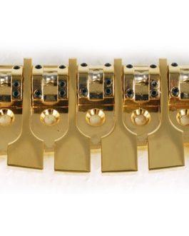 SANDBERG BASS BRIDGE 5-STRINGS GOLD