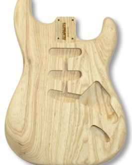 Strat Swamp Ash No Trem No Finish