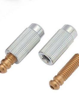 Stud Et Insert Wilkinson (Pair) Pour Vs100G Gold