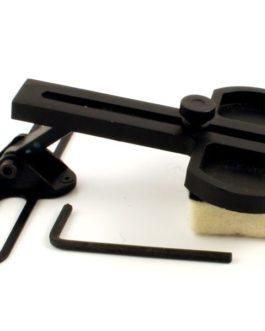 Batten String Damper For 3X3 Black