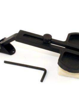 Batten String Damper For 6X1 Black