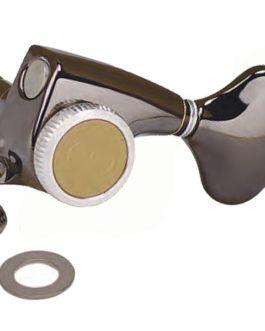 Sgl510 3X3 Cosmo Black Bouton L5 1:18 Trad Lock