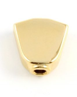 GROVER® MACHINE HEAD BUTTONS TULIP GOLD (6pc)