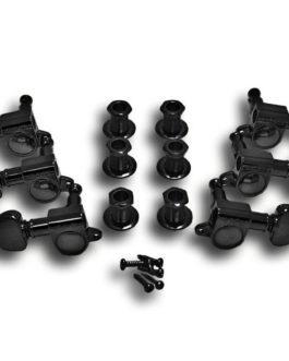Grover Mini Rotomatics 3X3 Black 1:14
