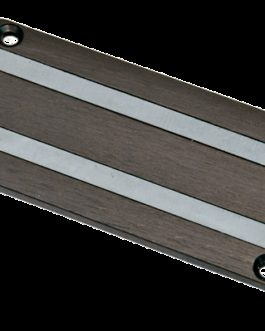 Lace Aluma Deathbar 3.5  7 Or 8 String Pickup Black Anodized