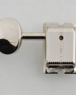 Kluson Vintage Single Line 6X1 Nickel Left Hand Model