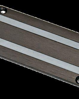 Lace Aluma X-Bar 3.5  7 Or 8 String Pickup Black Anodized