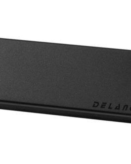 Delano Soapbar 5 Quad Coil Humb Capot Noir Bridge