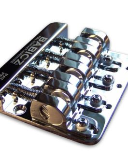 Babicz Fch Bass Bridge 4 Strings Chrome
