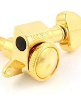 Grover Mini Rotomatics 6X1 Gold 1:18 Blocable