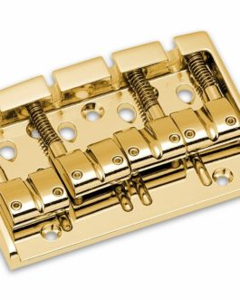 Gotoh Bass Bridge Multi-Tonal 4-Strings Gold