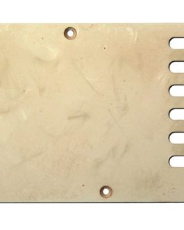 TREMOLO PLATE AGED WHITE 1 PLY 56mm