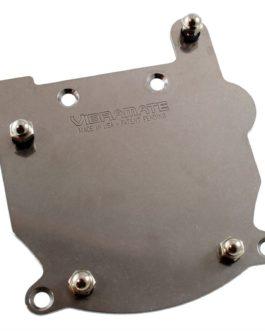 Vibramate V5-Jam ( B5 To Fit On Jazzmaster) Stainless Steel