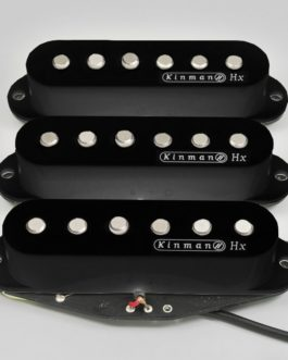 Kinman Blackmore Set (Scoop X 3) Black Covers