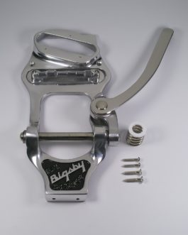 Bigsby B16 Vibrato Tailpiece Nickel With Bridge For Tele