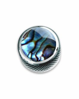 Q-Part Dome Chrome Natural Abalone
