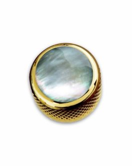 Q-Part Dome Gold Green Pearl