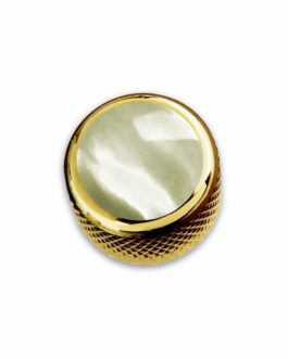Q-Part Dome Gold Mother Of Pearl