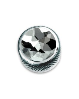 Q-Part Dome Chrome Diamond Crystal
