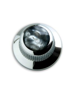 Q-Part Ufo Chrome Acrylic Black Pearl