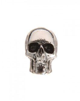 Q-Part Jumbo Skull Ii Chrome