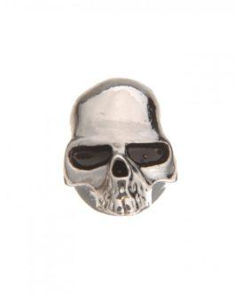 Q-Part Skull Ii Chrome