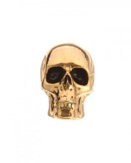 Q-Part Jumbo Skull Ii Gold