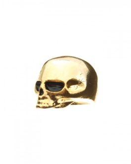 Q-Part Skull I Gold