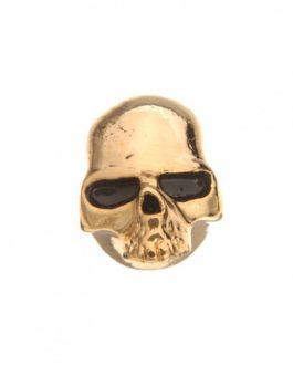 Q-Part Skull Ii Gold