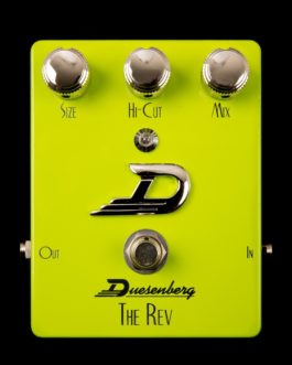 Duesenberg The Rev-Analog Reverb Pedal