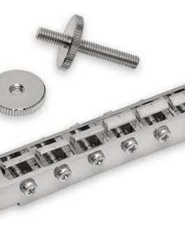 Lp Gotoh Bridge 4.5Mm Holes- Narrow (11Mm) +Hardw Nickel