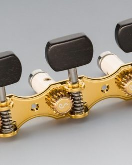 Schaller Grand Tune Classic Hauser Gold Bearings / Ebony Square