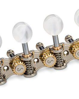 Schaller Grand Tune Mandoline Nickel/Pearloid