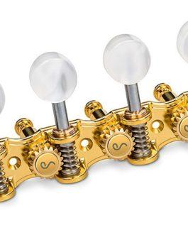 Schaller Grand Tune Mandoline Gold/Pearloid