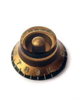 Bell Knob Aged Gold Vintage Numbers (2)