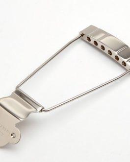 Duesenberg 3-Step Design Trapeze Tailpiece Nickel (W Screws)