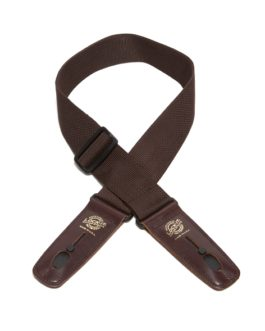 Lock It Strap Nylon Brown
