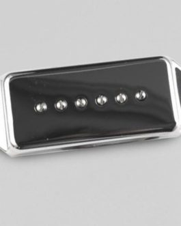 K.Armstrong Casino Nickel Dog Ear Bridge Pickup