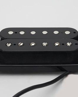 6 Shooter Paf Humbucker Black