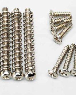 Humbucking Kit Nickel (4Xvr05+4Xvr05S-4Xvrhzn+4Xvr125)
