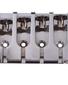 Abm Bass Bridge Blocable 4 Cordes Chrome